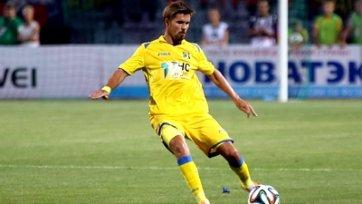 Дмитрий Торбинский снова начал тренироваться