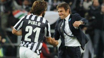 Бонуччи: «Пирло продолжает играть за сборную Италии, лишь из-за Конте»