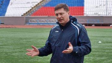 Руководство «Сибири» определилось с новым тренером