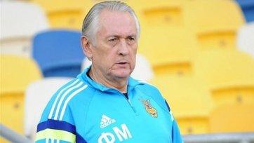 Фоменко: «Поединок с белорусами будет непростым и все ребята это понимают»