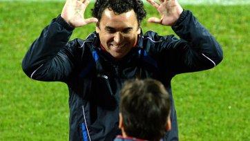 Куртеян: «В матче с Австрией надеемся на поддержку 12-го игрока»