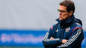 Фабио Капелло надеется, что Ибрагимович сыграет против России