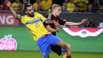 Швеция и Россия расписали ожидаемую ничью