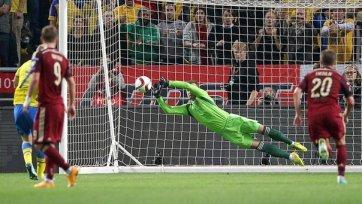 Игорь Акинфеев: «В моменте с пенальти просто угадал направление полета мяча»
