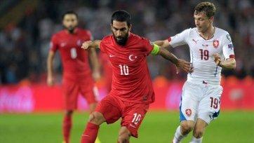 Чехия справилась с Турцией