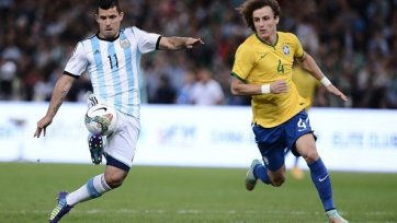 Бразилия одолела Аргентину