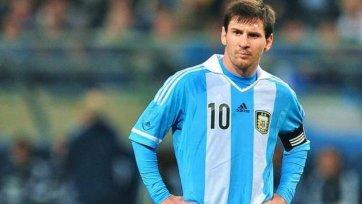Месси: «Аргентина переживает переходный период»
