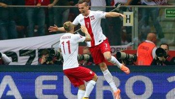 Польша шокирует Германию