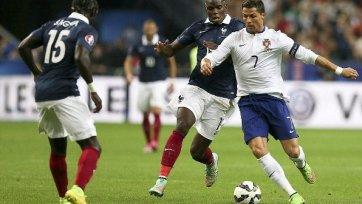 Криштиану Роналду: «В матче с французами поражения не заслуживали»