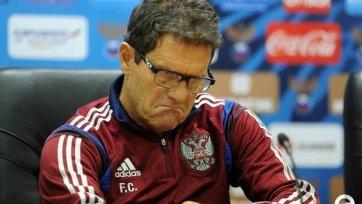 Капелло: «Игнашевич почувствовал, что не готов бить пенальти, вот Дзюба и взял ответственность на себя»