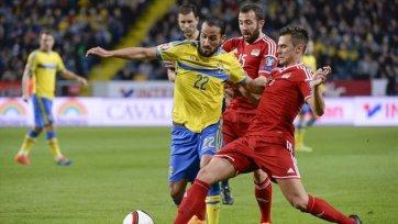 Швеция в матче с Лихтенштейном проблем не испытала