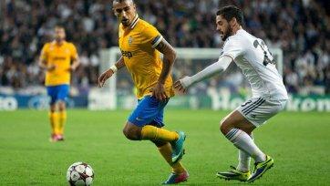 «Реал» обойдет «МЮ» в борьбе за Видаля