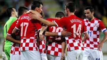 Хорватия стерла в порошок Азербайджан