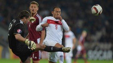 Латвия и Турция победителя не выявили