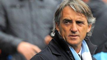 «Болонья» хочет пригласить Манчини на пост главного тренера