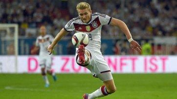 Сборная Германии против Ирландии сыграет без Шюррле и Крамера