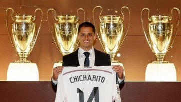 Ван Гал надеется, что «Реал» выкупит контракт Чичарито