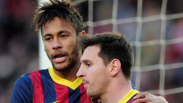 «Барселона» побережет Месси и Неймара на матч с «Реалом»