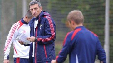 Дмитрий Хомуха: «В матче с Чехией мы перетерпели, когда это было нужно»