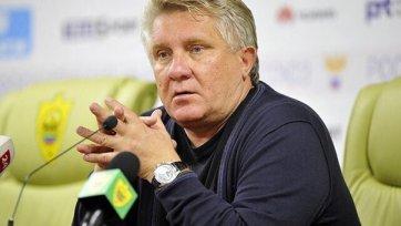 Сергей Ташуев: «У нас не играло шесть основных футболистов, так что результатом доволен»