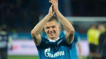 Олег Шатов может сыграть против «Краснодара»