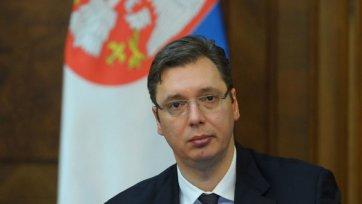 Премьер-министр Сербии: «Мы ждем реакции Евросоюза»