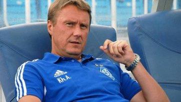 Хацкевич может встать у руля сборной Беларуси