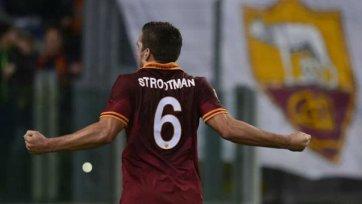 «Рома» любыми способами хочет удержать Стротмана