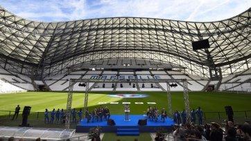 Стадион марельского «Олимпика» обрел новый вид