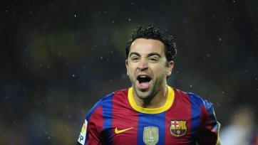 Хави не собирается уходить из «Барселоны»