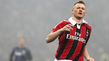 Иньяцио Абате может покинуть «Милан»