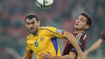 Александр Гацкан: «Я не грубый футболист, я жесткий, нужно как-то компенсировать свою корявость»