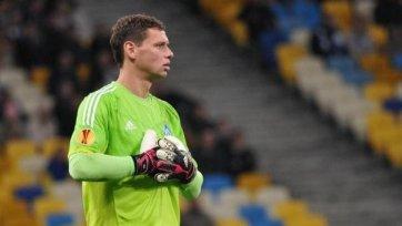 Александр Рыбка вернулся на футбольное поле