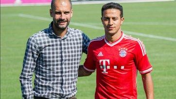 Гвардиола: «Бавария» обожглась на трансфере Алькантары»