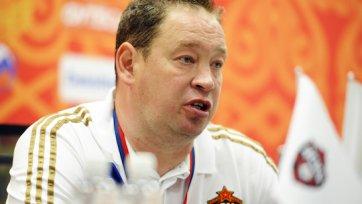 Слуцкий: «Опасались матча с «Кубанью», но эти опасения не оправдались»