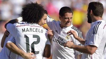 «Реал» покуражился в матче с «Леванте»