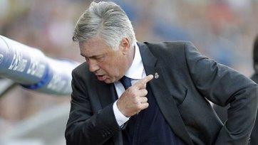 Анчелотти: «Футболисты «Реала» находятся в прекрасной физической форме»