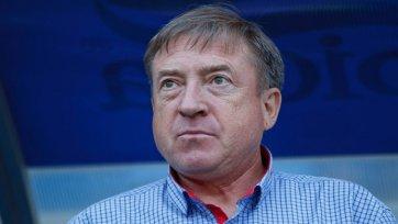 Грозный: «Сегодня «Говерла» не в состоянии тягаться с «Динамо»