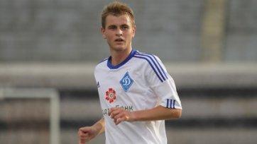 «Кубань» просматривает воспитанника киевского «Динамо»