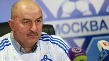 Станислав Черчесов: «Главное – сейчас мы готовимся к игре с «Эшторилом»