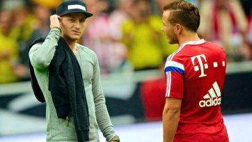 Гётце: «Решать Ройсу, но я был бы рад видеть его в «Баварии»