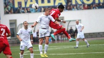 Билялетдинов забил первый гол за «Торпедо», и спас команду от поражения