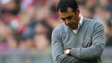 Дутт может быть уволен с поста главного тренера «Вердера»
