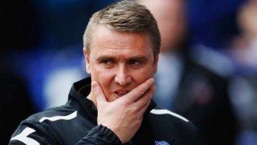 Ли Кларк уволен с поста главного тренера «Бирмингема»