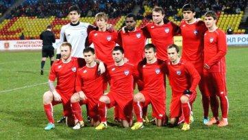 Сборная ФНЛ в составе 18 футболистов готовится к матчу против сборной Серии В