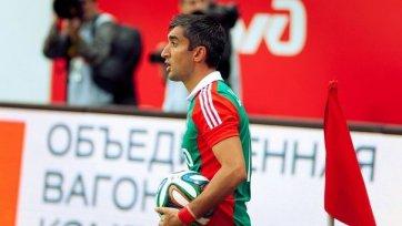 Александр Самедов: «Горжусь, что играл на Чемпионате мира»