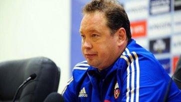 Слуцкий: «Рад, что игроки проявили характер и мастерство»