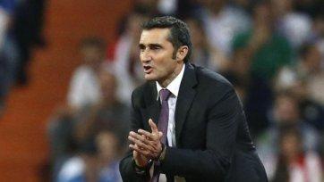 Вальверде: «Теперь нам нужно набирать девять очков в оставшихся матчах»
