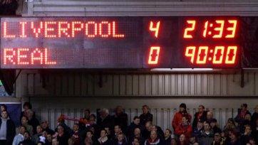 Анонс. «Ливерпуль» - «Реал». Когда  одной вывески матча достаточно