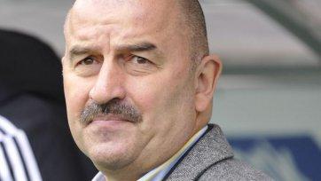 Черчесов: «Если удачно сыграем с «Эшторилом», то приблизим себя к плей-офф»